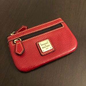 Red Dooney and Bourke Coin Purse